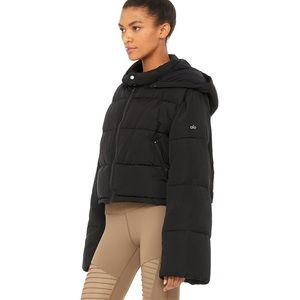 NWT ALO Introspective Quilted Jacket XS SOLDOUT